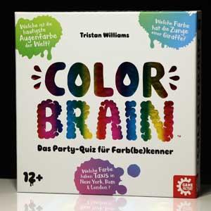 Color Brain Schachtel