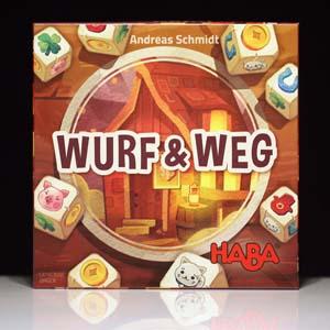 Wurf & Weg von Haba
